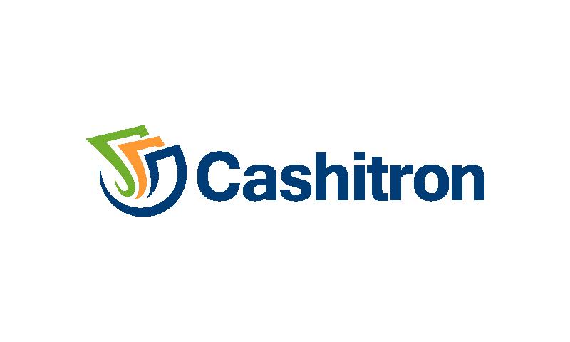 Cashitron - Finance domain name for sale