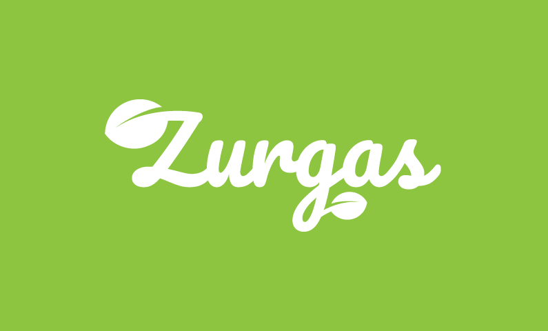 Zurgas - Retail startup name for sale