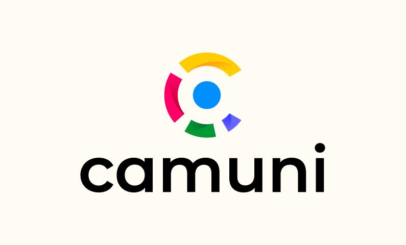 Camuni - Brandable brand name for sale