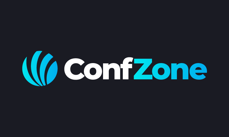 Confzone - Technology startup name for sale