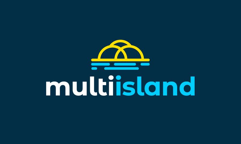 multiisland logo