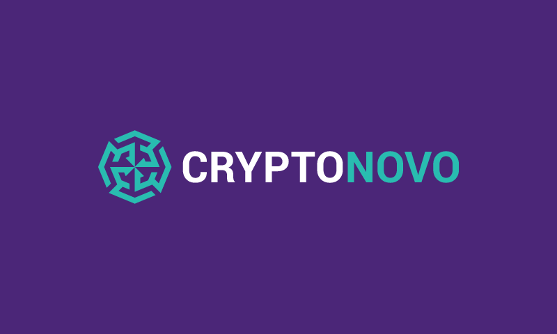 Cryptonovo - Cryptocurrency domain name for sale