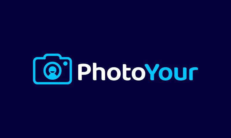 Photoyour - Photography company name for sale