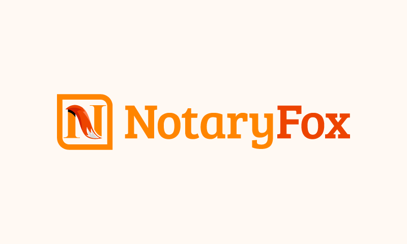 Notaryfox - Finance product name for sale