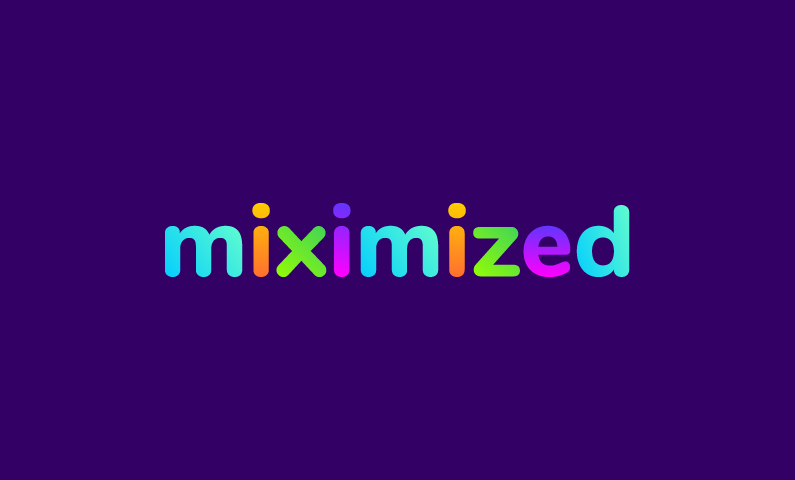Miximized - Healthcare product name for sale