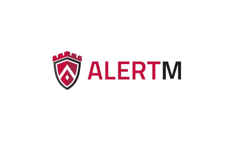 Alertm - Invented brand name for sale