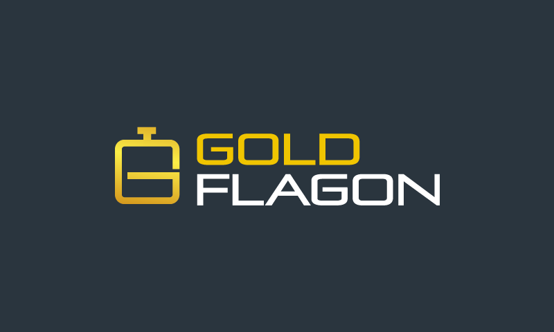 Goldflagon - Food and drink brand name for sale