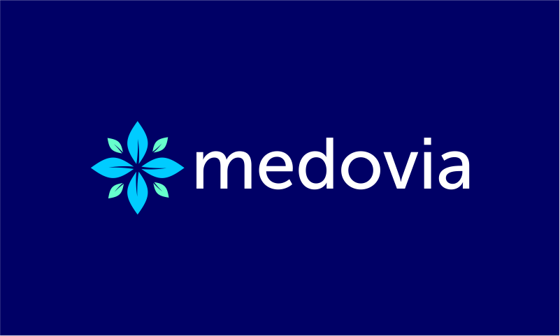 Medovia - Healthcare company name for sale