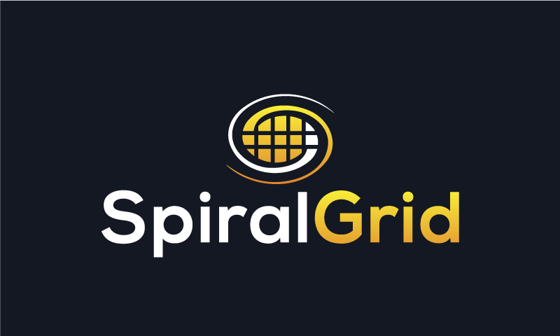 Spiralgrid - Business brand name for sale