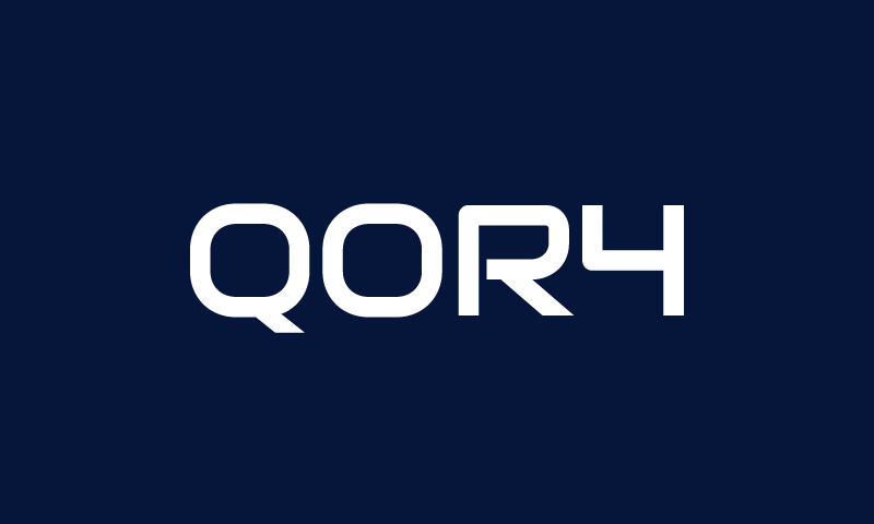 Qor4 - Technology brand name for sale