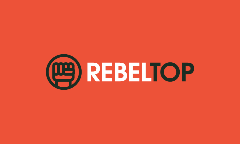Rebeltop - Possible company name for sale