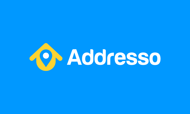 Addresso - Business brand name for sale
