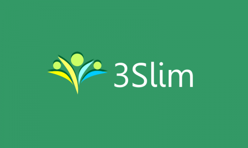 3slim - Retail product name for sale