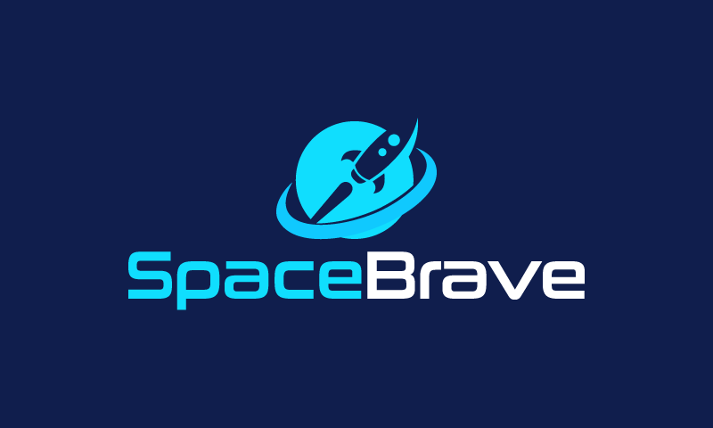 Spacebrave - Space business name for sale