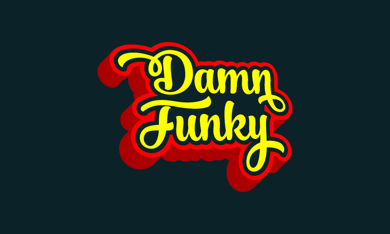 Damnfunky - Music brand name for sale