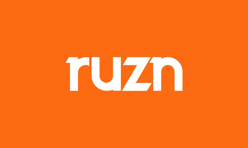 RUZN logo