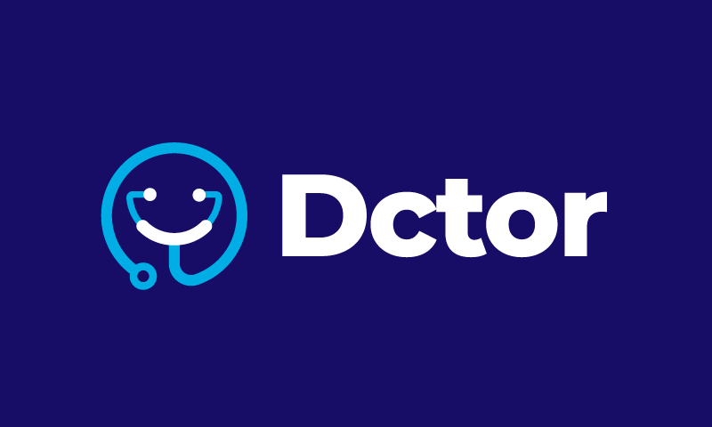 Dctor - Medical practices domain name for sale