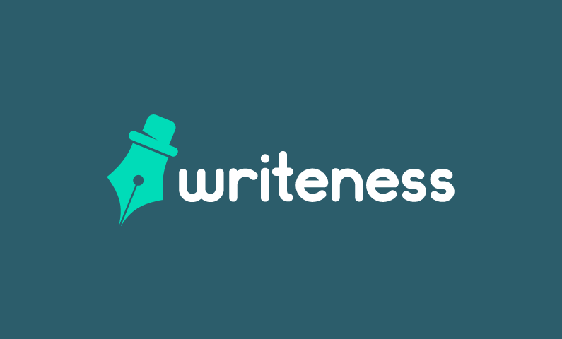 Writeness - Writing business name for sale