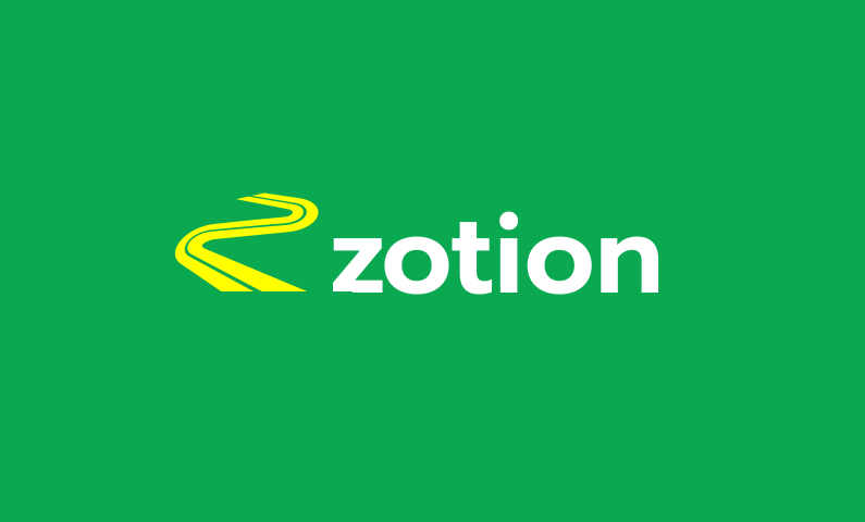 Zotion - Brandable domain name