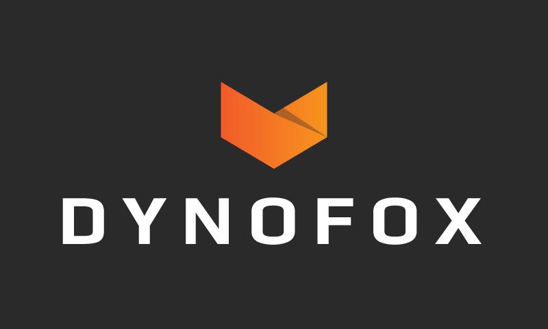 Dynofox - Business domain name for sale