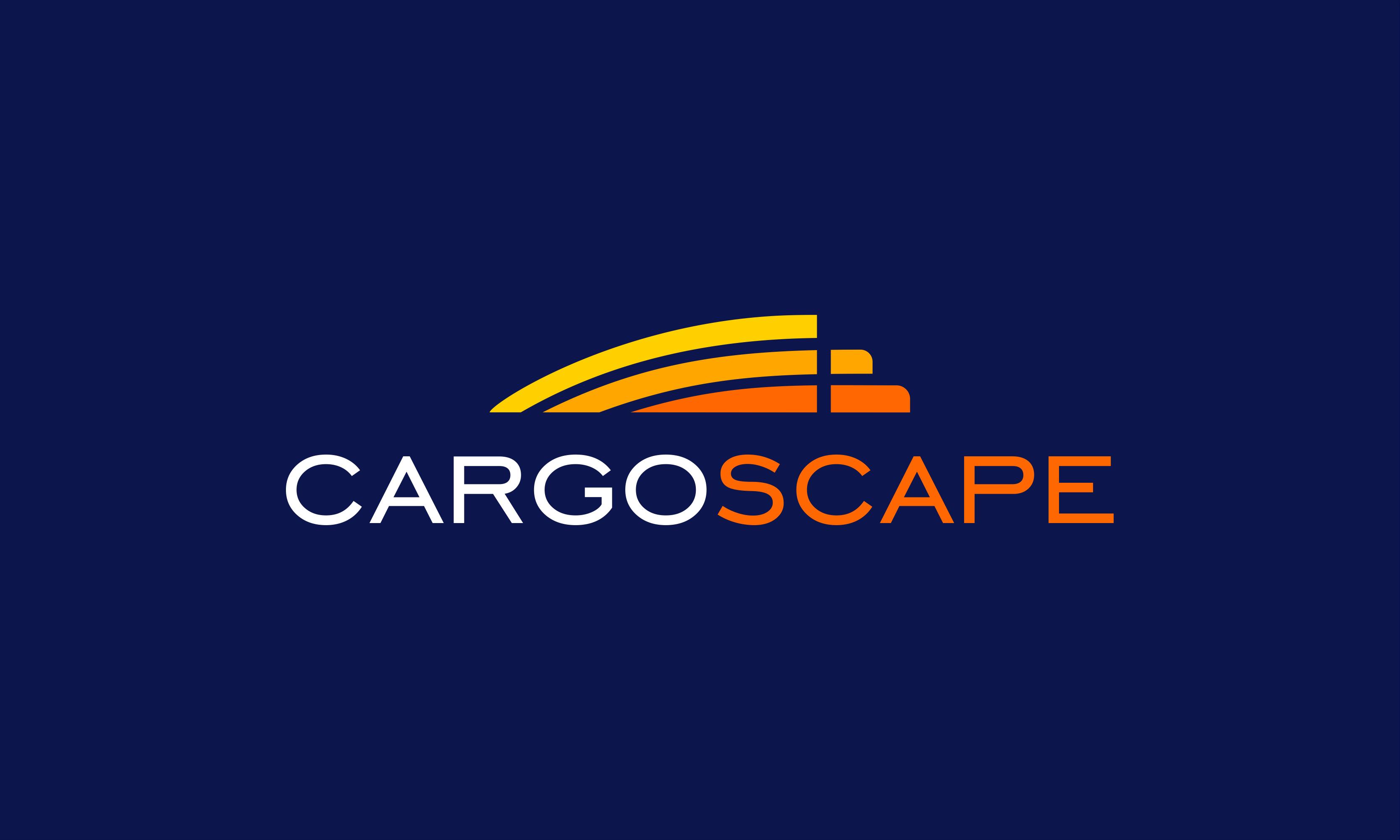 Cargoscape - Logistics startup name for sale
