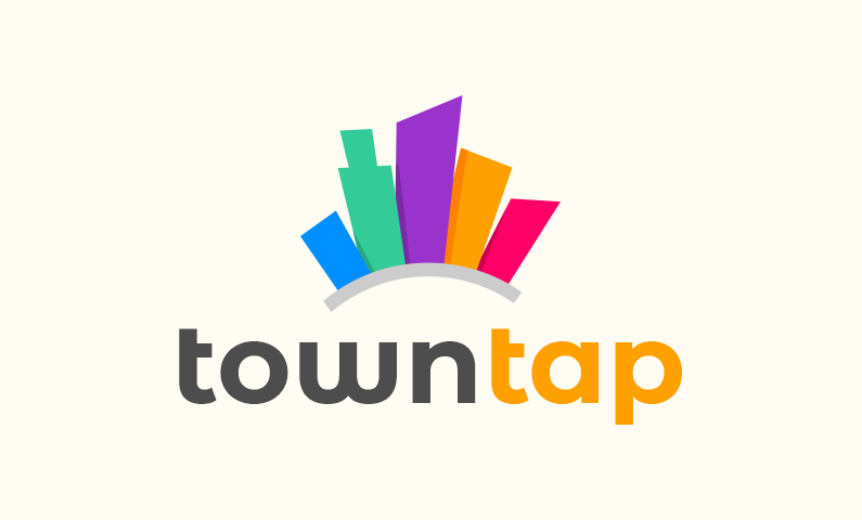 Towntap - Modern company name for sale