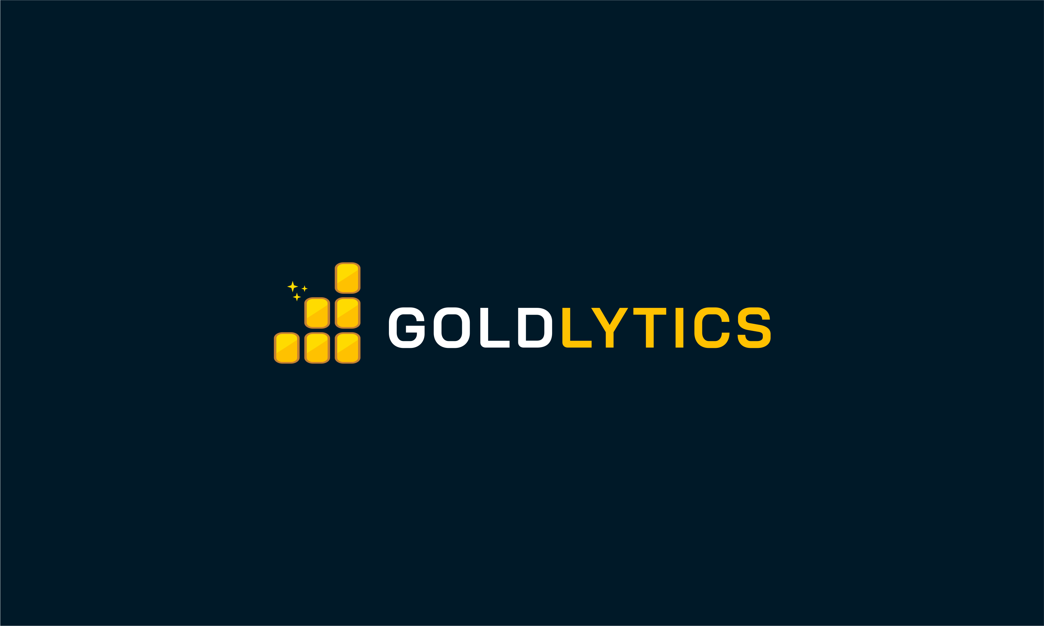Goldlytics - Analytics business name for sale
