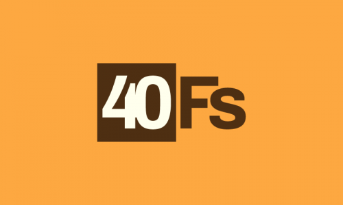 40fs - Audio startup name for sale