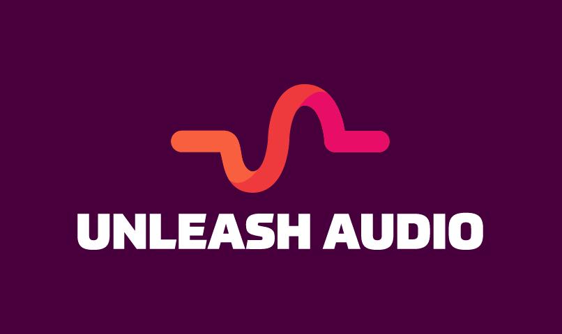Unleashaudio - Music brand name for sale
