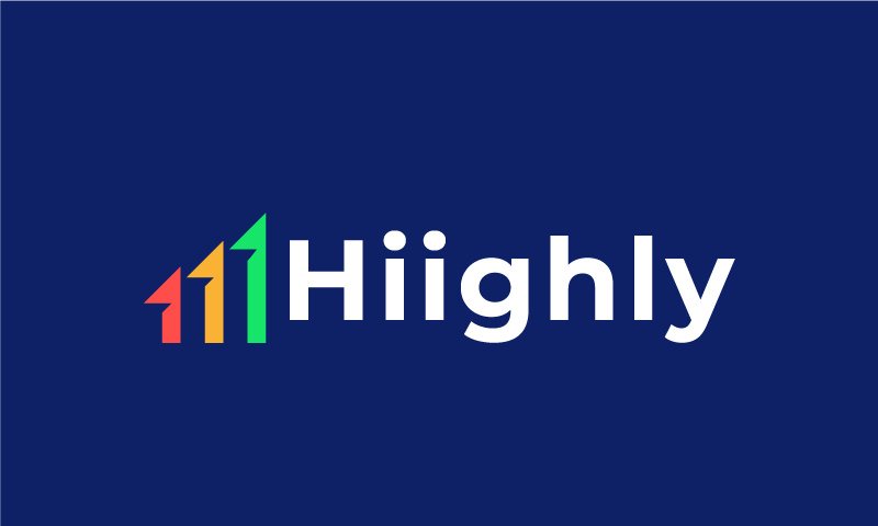 Hiighly - Marketing startup name for sale