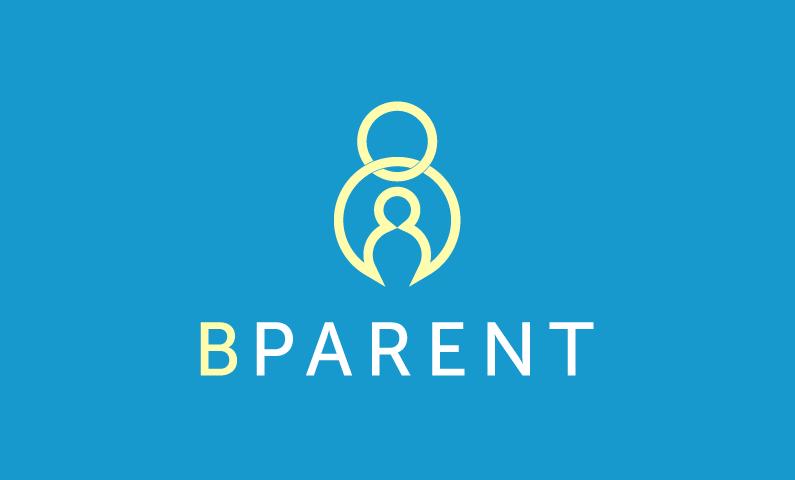 Bparent - Modern business name for sale