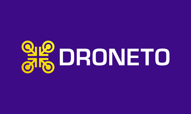Droneto - Photography brand name for sale