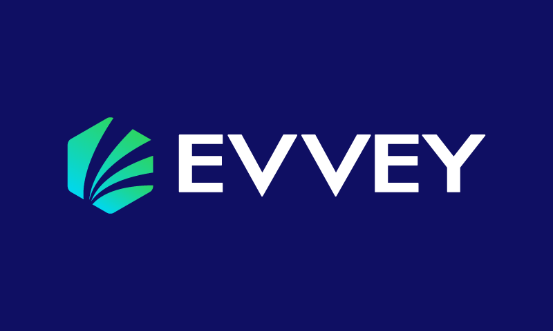 Evvey - Modern business name for sale