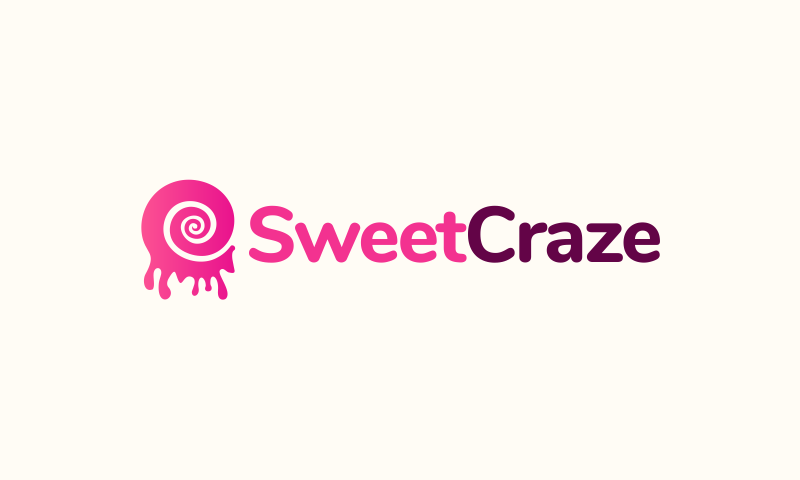 Sweetcraze - Food and drink brand name for sale