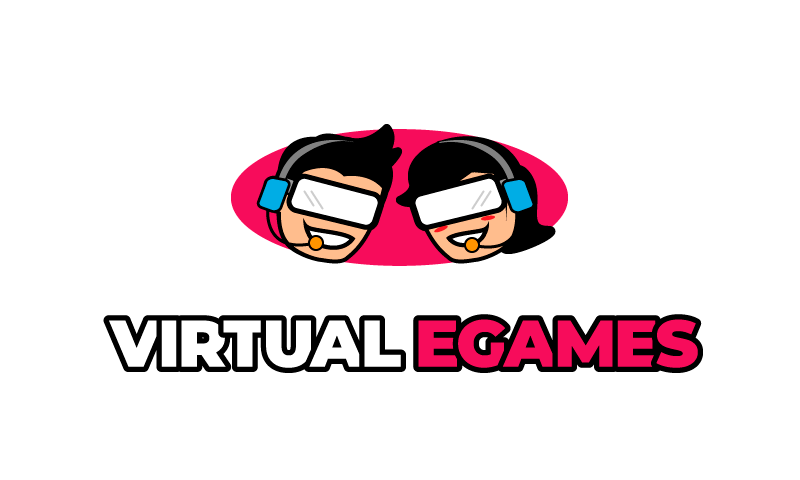 Virtualegames - Online games startup name for sale