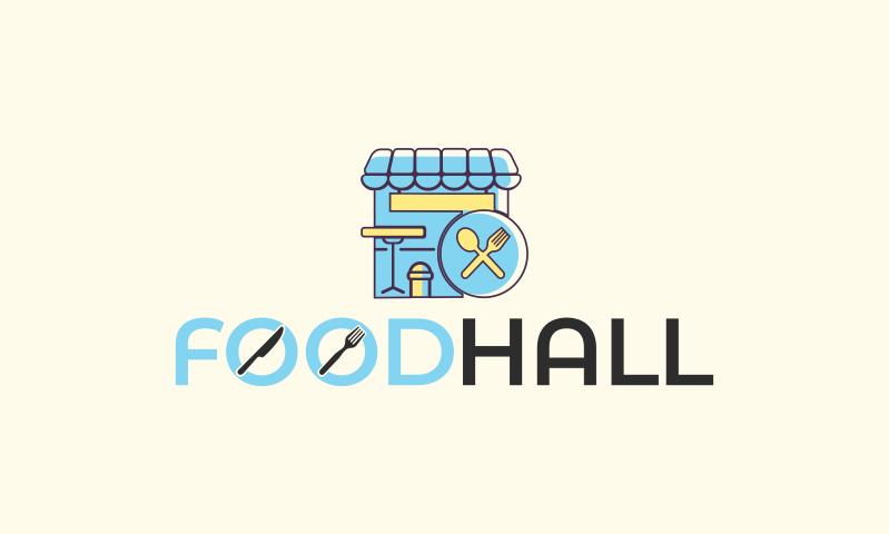 Foodhall - Food and drink brand name for sale