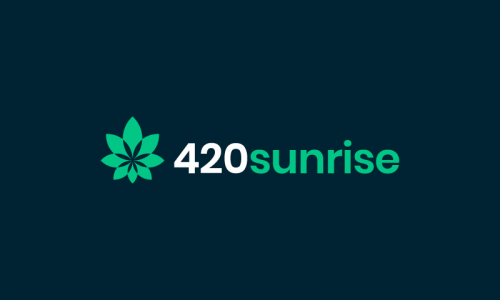 420sunrise - Dispensary startup name for sale