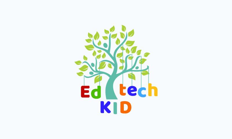 Edtechkid - Education company name for sale