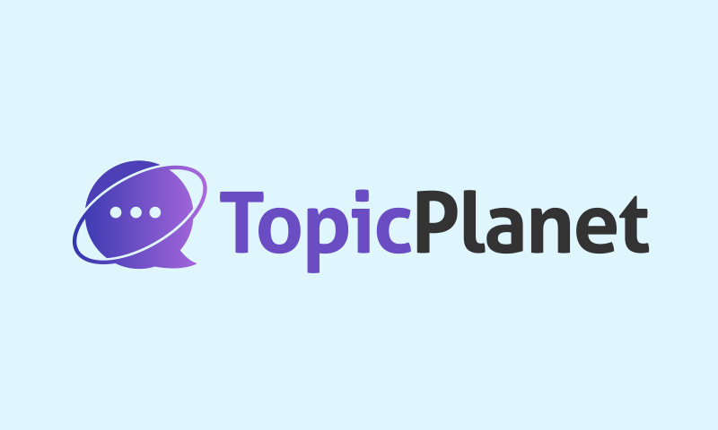 Topicplanet - Chat company name for sale
