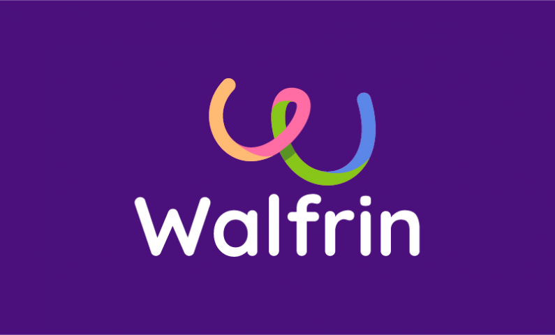 Walfrin - E-commerce business name for sale