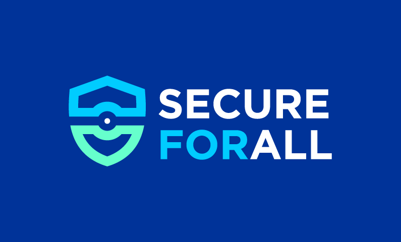 Secureforall - Security company name for sale