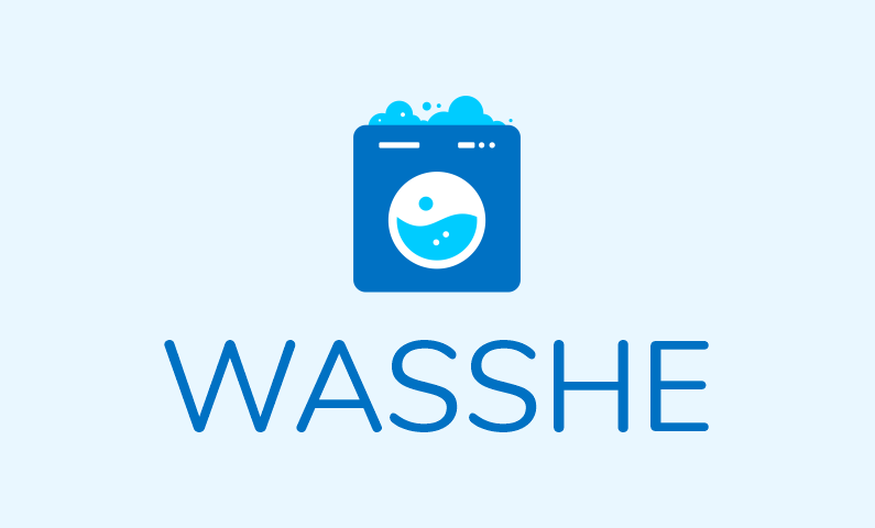 Wasshe - Retail brand name for sale
