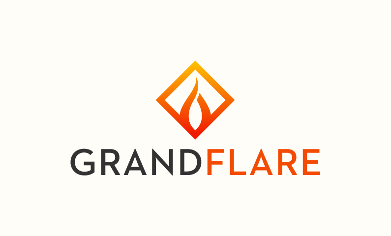 Grandflare - Fashion startup name for sale