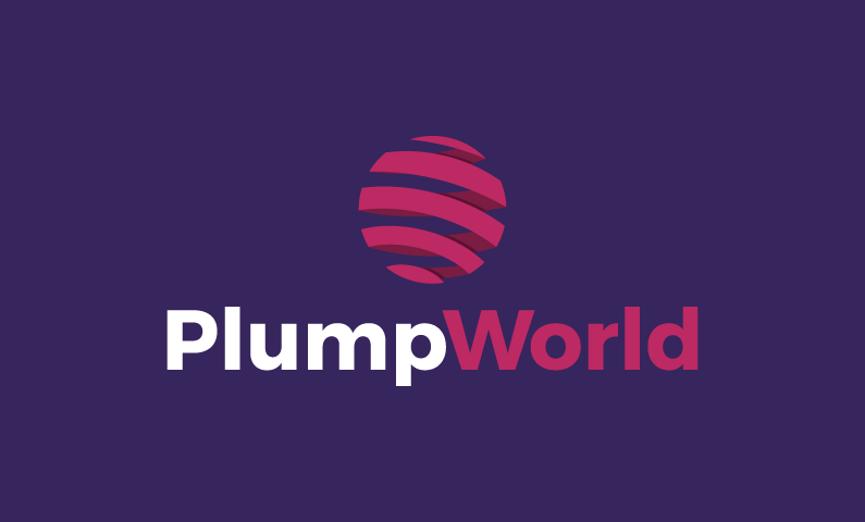 Plumpworld - Retail startup name for sale