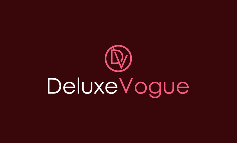 Deluxevogue - Fashion brand name for sale