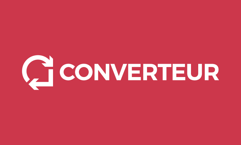 Converteur - Modern brand name for sale