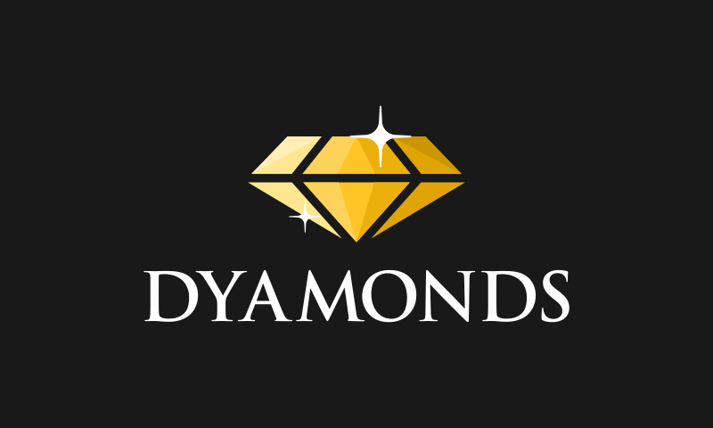 Dyamonds - E-commerce domain name for sale