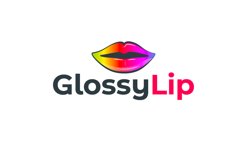 Glossylip - Beauty business name for sale