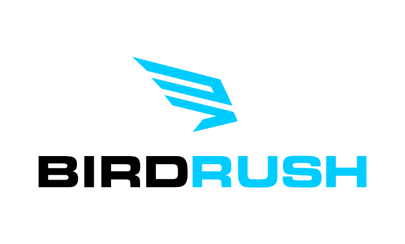 Birdrush - Friendly company name for sale