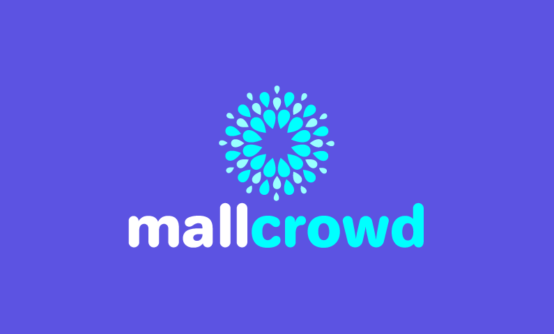 MallCrowd logo